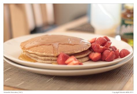 Amaretto Pancakes (7657)